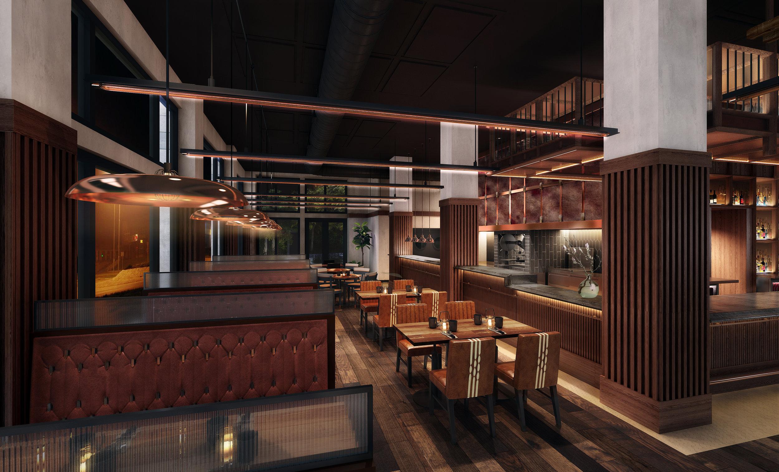 Des Moines Hotel Restaurant