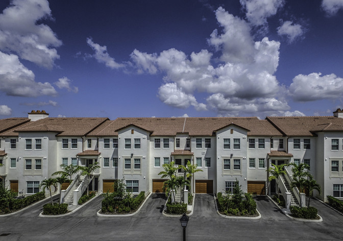 Multifamily Apartments Complex