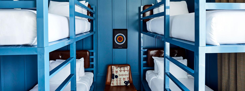 Nashville Hotel Bunk Beds