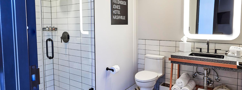 Nashville Hotel Bathroom