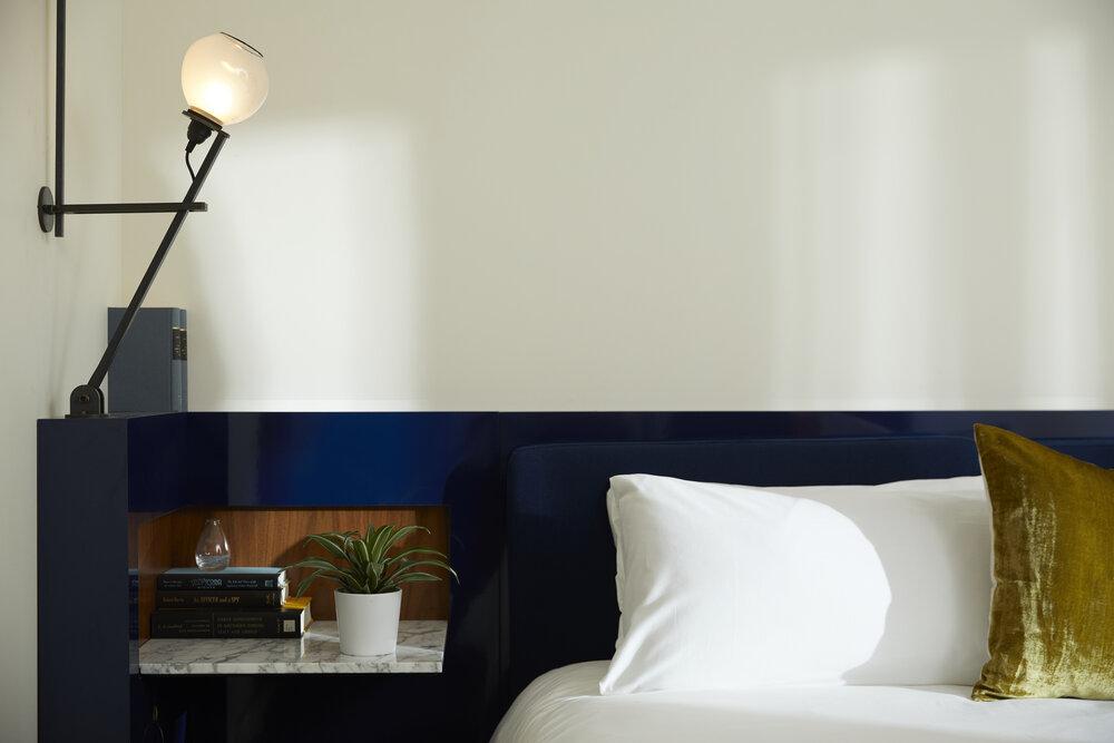 Tampa Hotel Bedroom