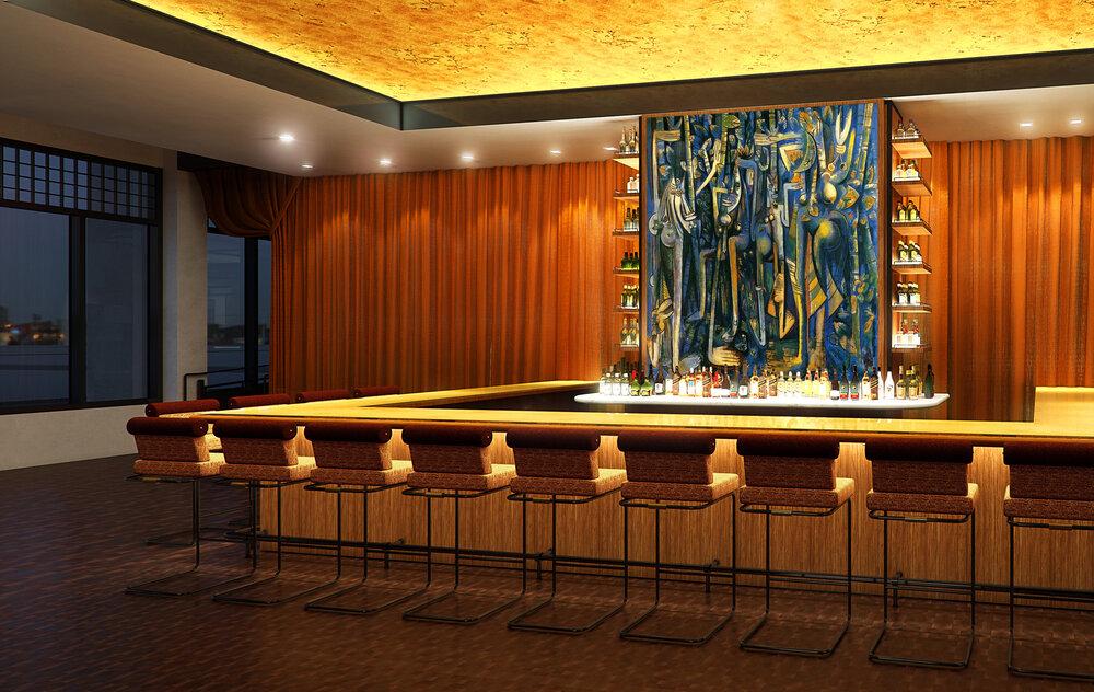 Tampa Hotel Bar