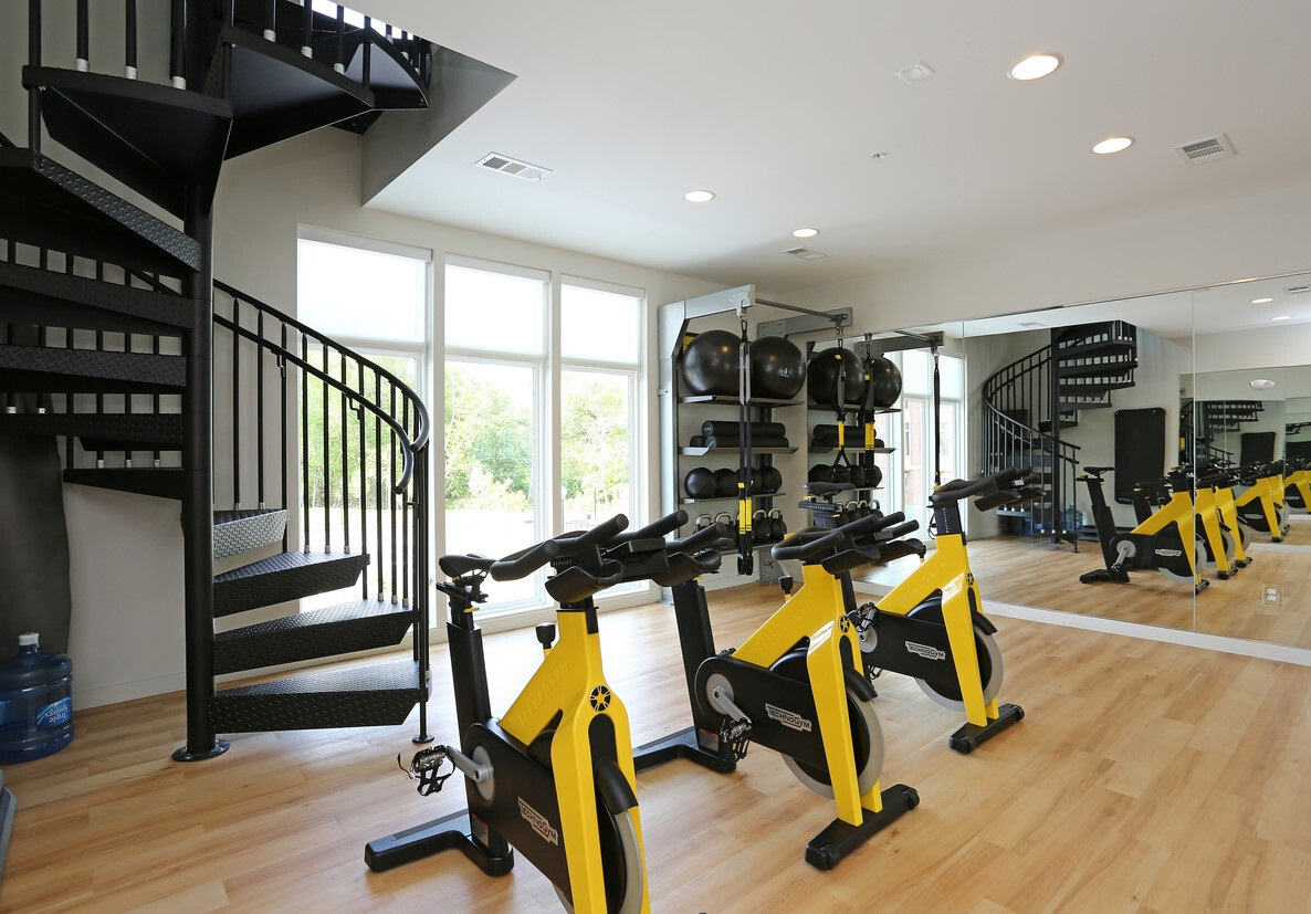 Windsor Station Apartments Workout Room