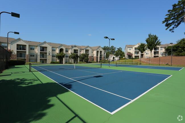 Athens Apartments Tennis